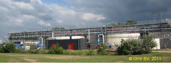 60,000 ep Epe treatment plant, The Netherlands