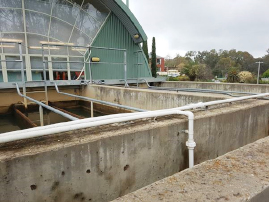 Aquatec Maxcon awarded Refurbishment Contract for Wahgunyah Water Treatment Plant, VIC