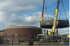 Works Commence for Ti Tree Bend Sewage Treatment Plant Upgrade