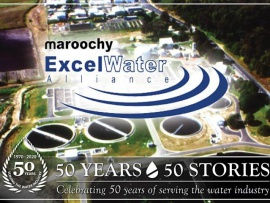 50 Years - 50 Stories: Maroochy Excel Water Alliance - The First of the Alliances